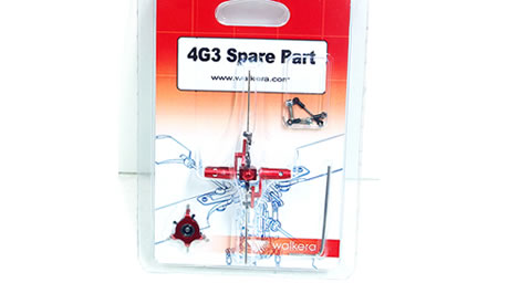 4G3 Spare Part Aluminium Upgrade