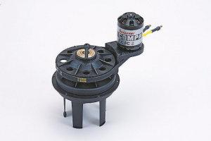 2358 Bl Propulsion Voith Schneider Avec Brushless Graupner Marine Motors
