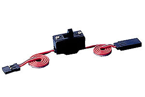 3934.65 Power Supply cable for Futaba receiver