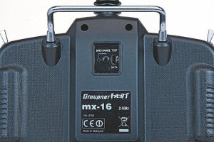 Transmitter module HoTT for mx-16s and m