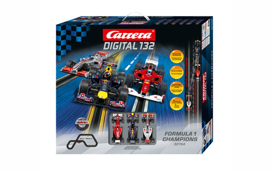 CA30154 Circuit Formula 1 Digital 1/32