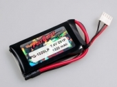 PQ-1600LP Batterie Accus LIPO Polyquest 2S1P