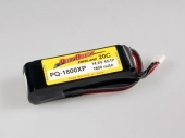 PQ-1600LP Batterie Accus LIPO Polyquest 4S1P