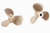 2004.6 Set of boat propellers (2pcs)