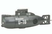 2018 U-16 Mini U-Boot Submarine