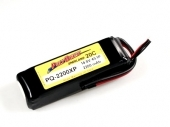 PQ-2200XP Batterie Accus LIPO Polyquest 4S1P