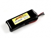 PQ-2500XP Batterie Accus LIPO Polyquest 5S1P