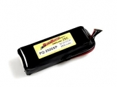 PQ-2500XP Batterie Accus LIPO Polyquest 6S1P