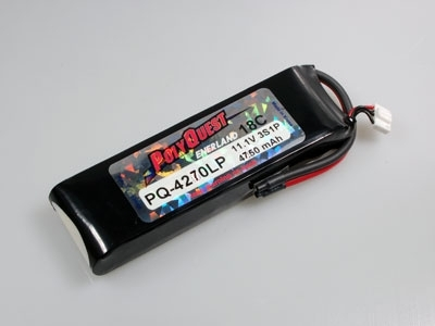 PQ-5350LP Batterie Accus LIPO Polyquest 6S1P