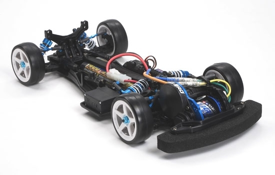 Kit chassis 58463 FF03 Pro 1/10