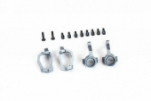 90120.112 Suspension de roues avant alu (4 pcs)