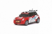 92011 Mini Cooper S Red/White 1:28