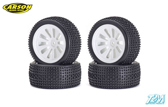 C500900089 picots Buggy tires 1/10