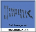 HM-060-Z-06 Ball linkage set