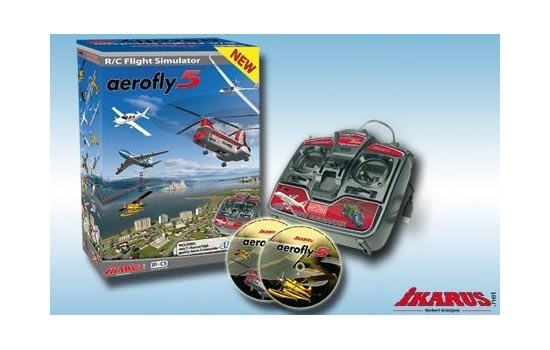 AeroFly 5 Game Commander MAC Simulateur