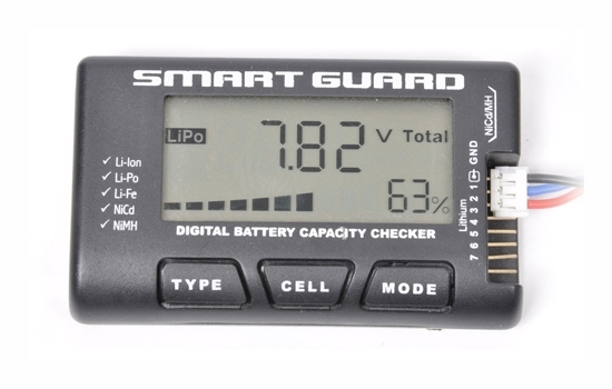 T1228 Testeur de batteries Smart Guard
