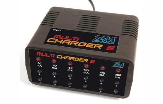 T1261 Multi Charger 6