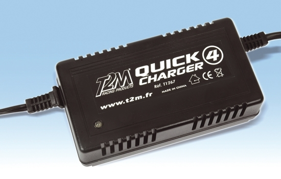 T1267 Quick Charger 4 (Chargeur rapide)