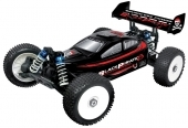 T4903A Black Pirate Brushless With LiPos 1/8 RTR