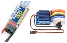 Brushless controllers