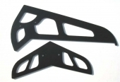CF  Fin(only vertical) for T-rex (1.2MM)