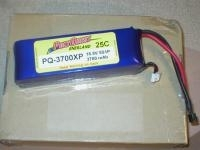 PQ-3700XP Batterie Accus LIPO Polyquest 5S1P