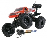 Carson X-Crawlee version rouge 40MHz 1/12 RTR (C500404028)