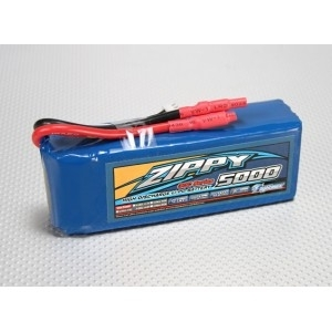 Zippy FlightMax 5000 mah 4S